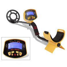 MD-3010II Underground Metal Detector Portable High Sensitivity Gold Pinpointing Gold Digger Finder Treasure Hunter 1Set