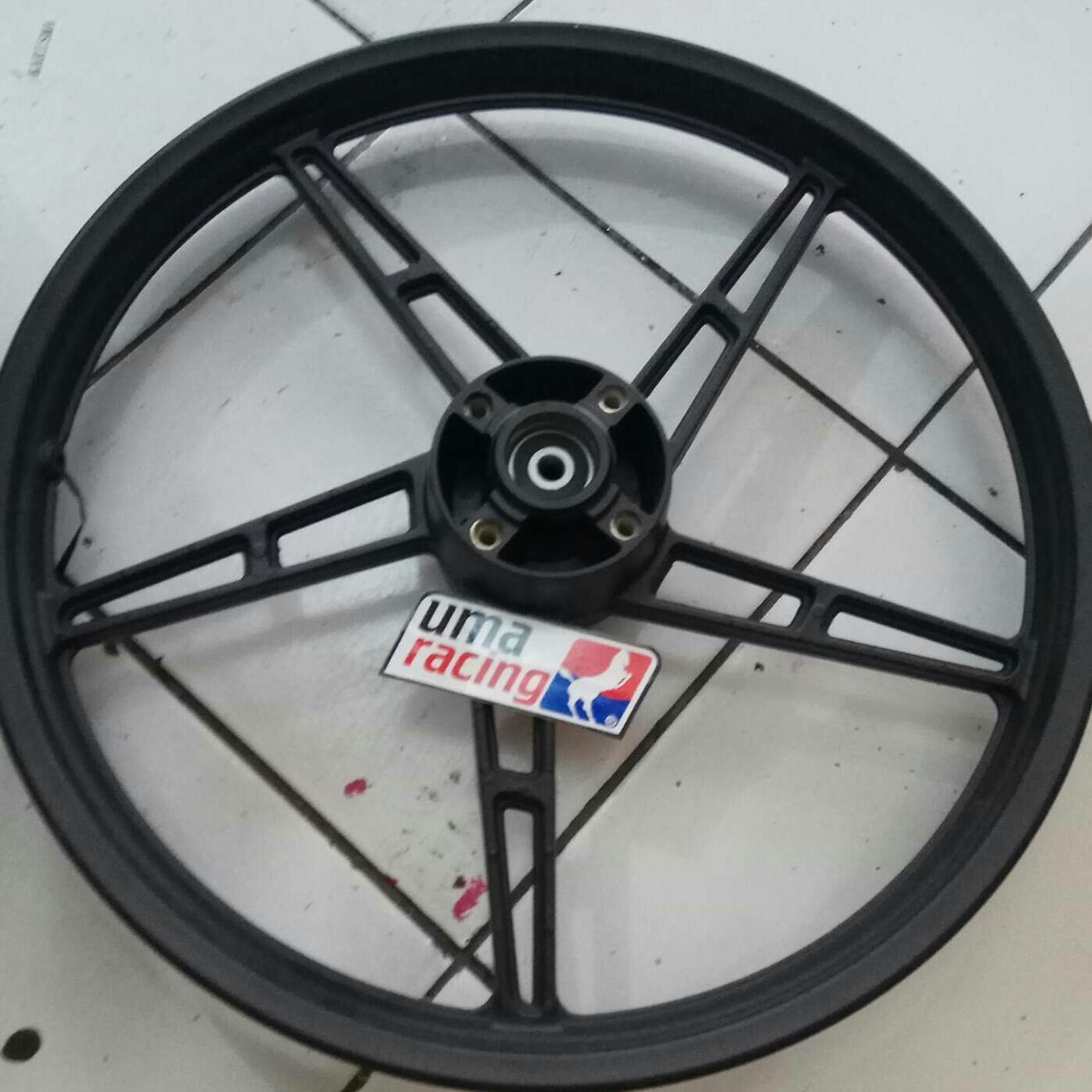 vleg racing depan yamaha mio ring 17x140 jupiter z vega r vega zr fizr ninja 150 kr 150rr ross