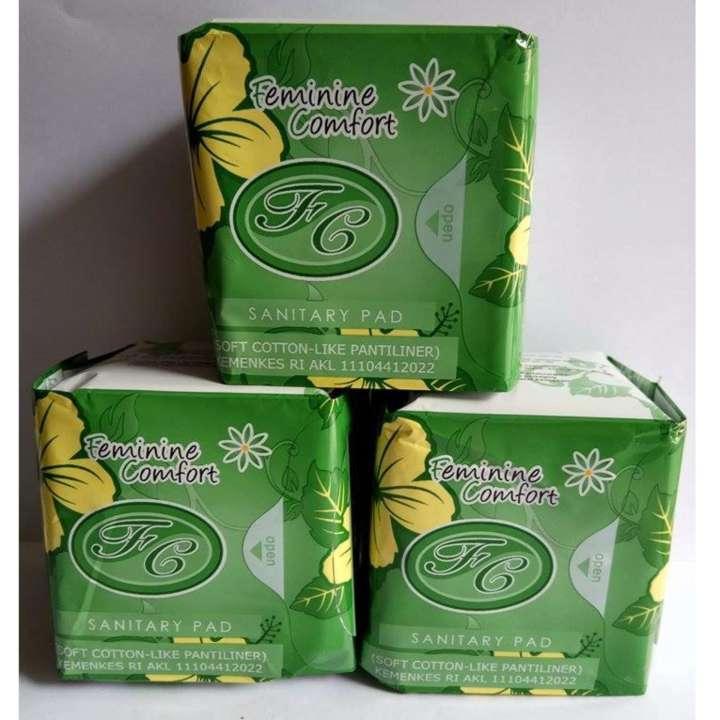 Pembalut herbal Avail (pantiliner) PAKET 3BOX
