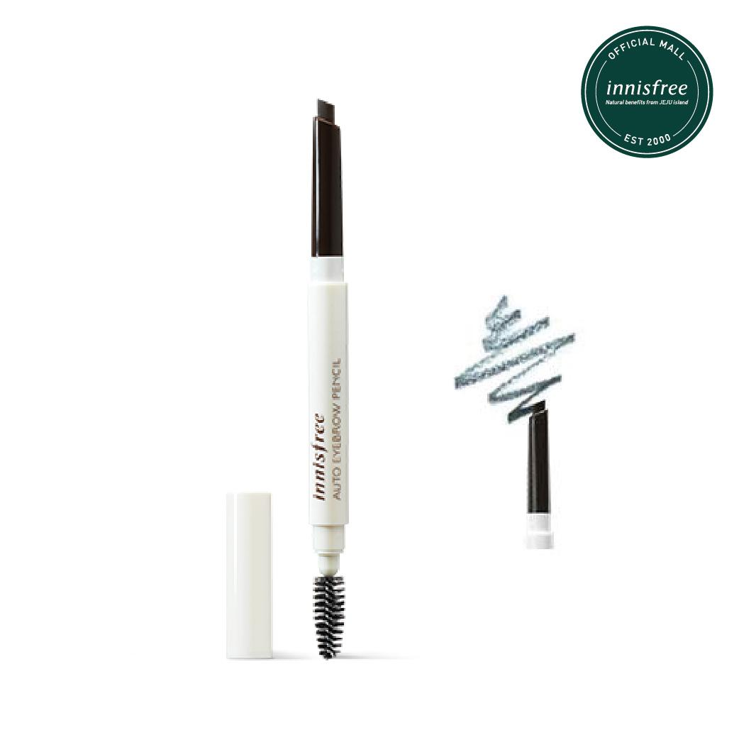 [innisfree] Auto Eyebrow Pencil 0.3G (7 Honey Brown)