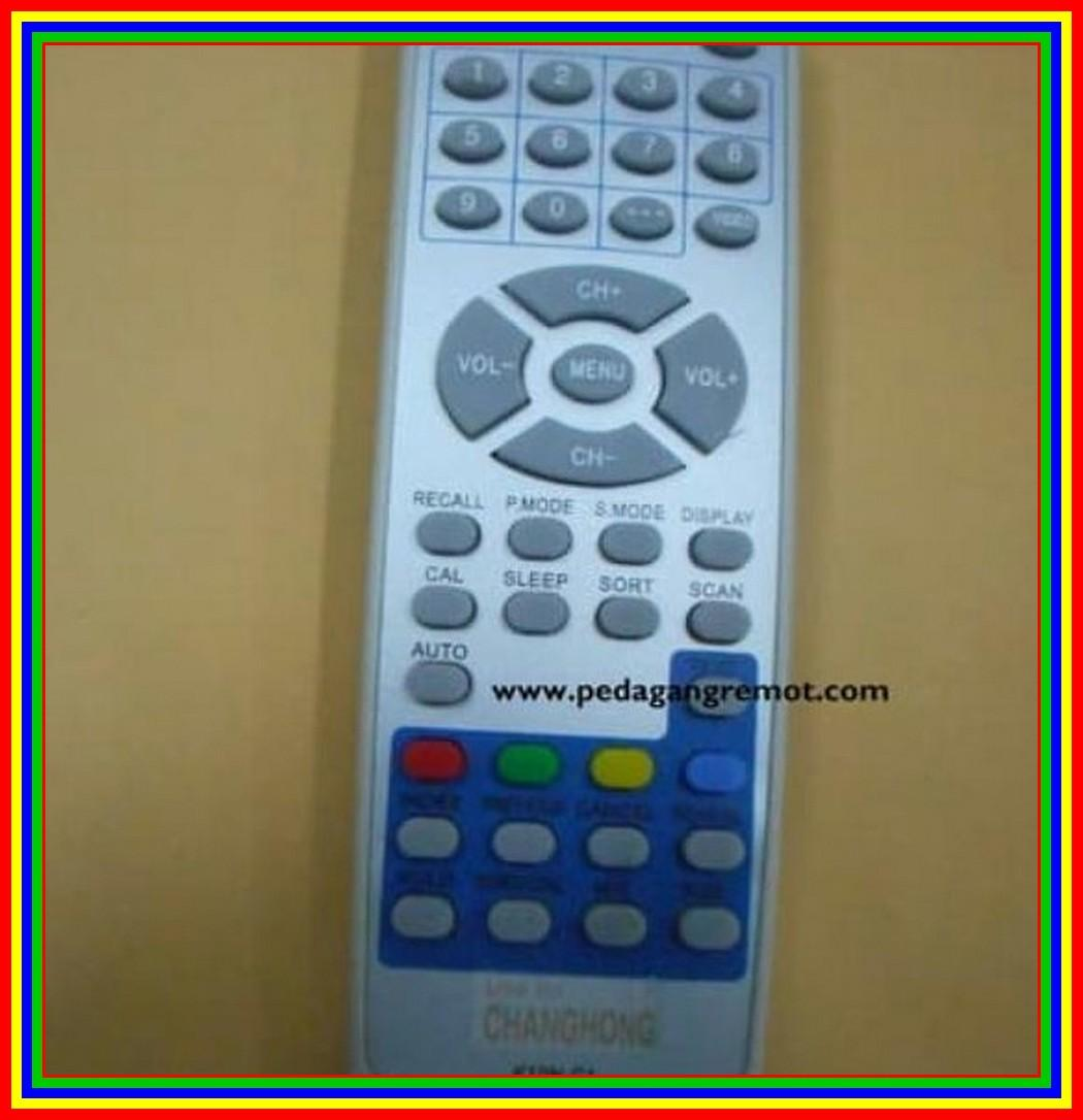 Remot/Remote TV Tabung Changhong