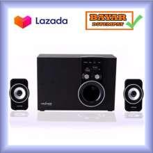 Speaker Blouthoot Sepiker Aktif Advance Multimedia Speaker M 180 BT Bluetooth Hitam