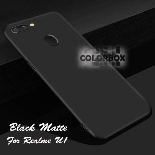Lize Realme U1 Softshell Lize Realme U1 / Case Realme U1 / Silicone Realme U1 /