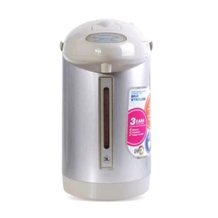 Denpoo Electro Pot 3 Liter DEP831VT Electric Thermos Listrik Jarpot