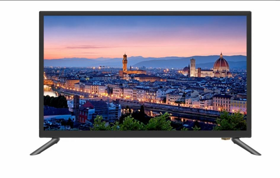 "Panasonic LED TV 43"" TH43F306G – Hitam – Khusus Jadetabek"