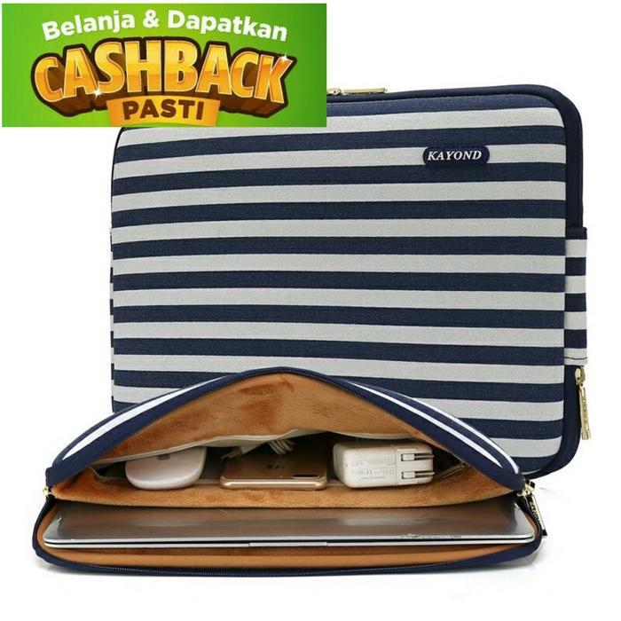 Tas Laptop Sleeve Macbook pro Air Retina 11 12 13 inch Waterproof CRT - SEBELAS INCH Tas Macbook