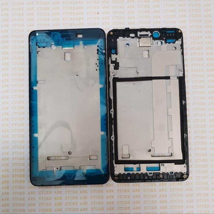 Frame Bezel Tatakan tempat LCD Xiaomi Redmi Note 2 - Note 2 Prime ORI