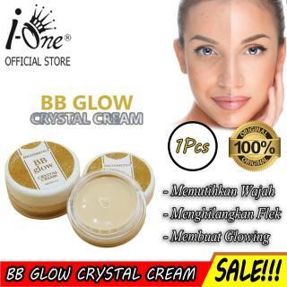 PROMO Cream Wajah Glowing BB Glow - Menjadikan Wajah Glowing Seketika Mencerahkan Wajah - 1 Pcs thumbnail