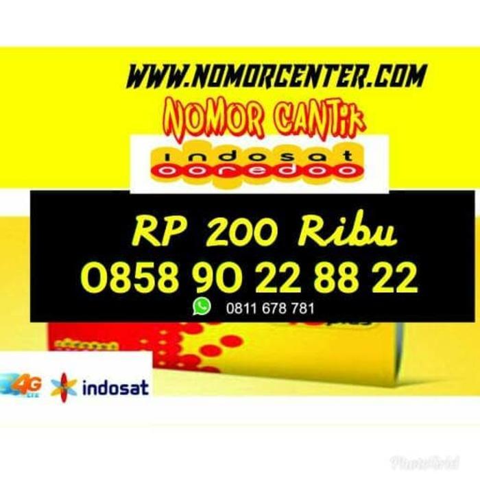 Nomor Cantik IM3 Triple AA rapih top hoki 0858 90 228822 $BP12A_244
