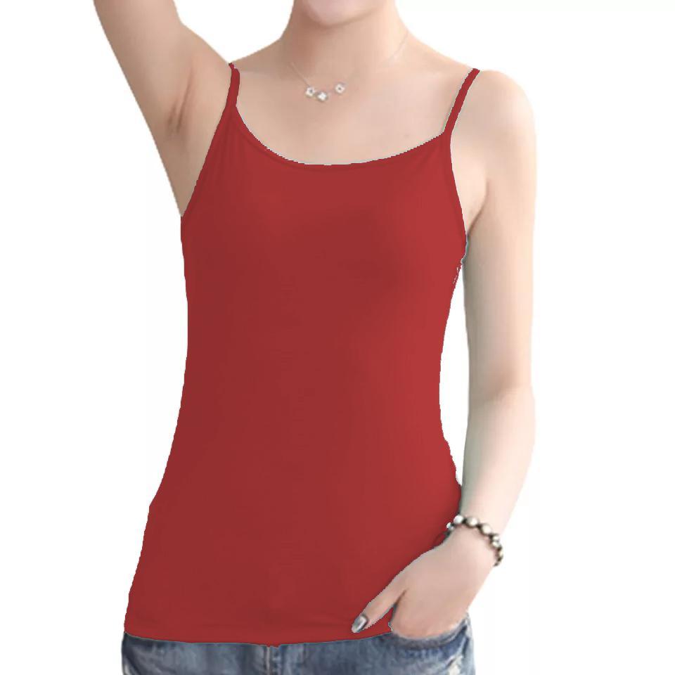 Terlaris Singlet Tanktop Kaos Tank Top Dalaman Wanita