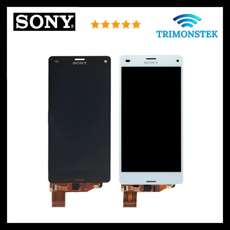 ... M2 Single - Garansi Resmi - Ex Display. Source · Lcd + Touchscreen Sony Xperia Z3 Compact / Z3 Mini D5803 D5833