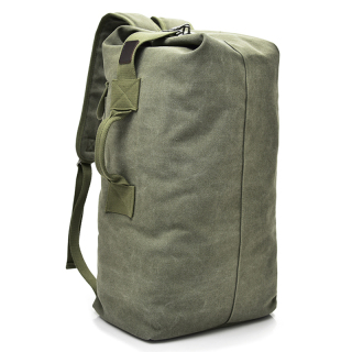 Large Capacity Rucksack Man Travel Bag Mountaineering Backpack Male Luggage Boys Canvas Bucket Bags Men Backpacks thumbnail