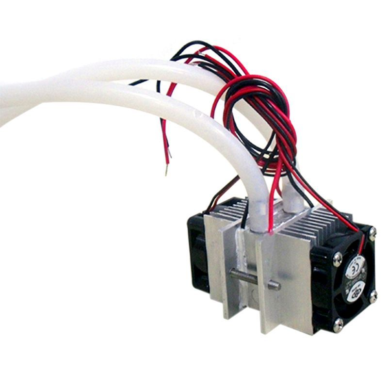 Bảng giá DIY kits Thermoelectric Peltier Refrigeration Cooling System Water cooling+ fan+ 2pcs TEC1-12706 Coolers Phong Vũ