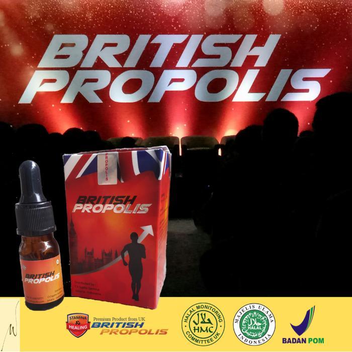 [ BISA BAYAR DI TEMPAT ] British Propolis Kids - Utk kesehatan dan Kecerdasan Buah Hati @ british propolis ippho santosa / british propolis manfaat / british propolis untuk program hamil / british propolis untuk ibu hamil