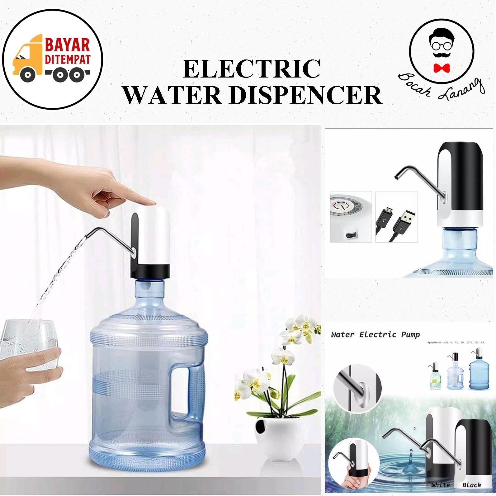 Jual dispenser galon air .