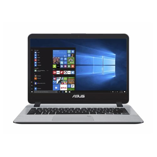 Asus VivoBook A407UF-EB701T - Intel Core I7 8550U - 8GB RAM - 1TB HDD - Nvidia MX130 2GB - 14 Inch HD - WIN10 - GREY