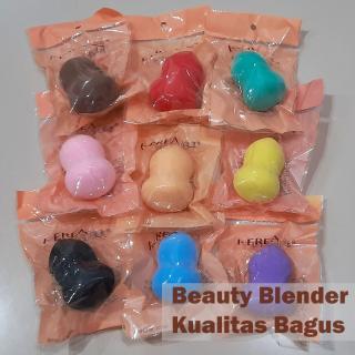 Atdiva Beauty Blender Import Make Up Sponge Foundation Spons Kecantikan 1