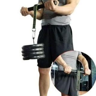 Fitness Jack Lực Cẳng Tay Công Cụ Tập Luyện Cánh Tay Sức Cẳng Dục Tay Thiết Tay Tập Bị Cổ Để Thể Mạnh Cơ Tay Thực Cánh Cổ Tay CuộN Bắp Hành V1Z8 thumbnail