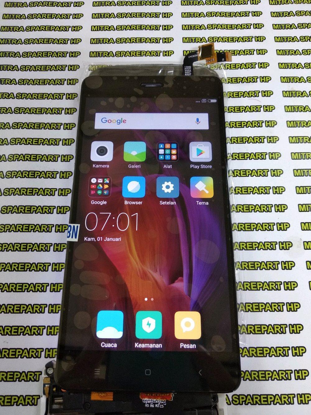 LCD TOUCHSCREEN XIAOMI REDMI NOTE 4X 4 X ORIGINAL