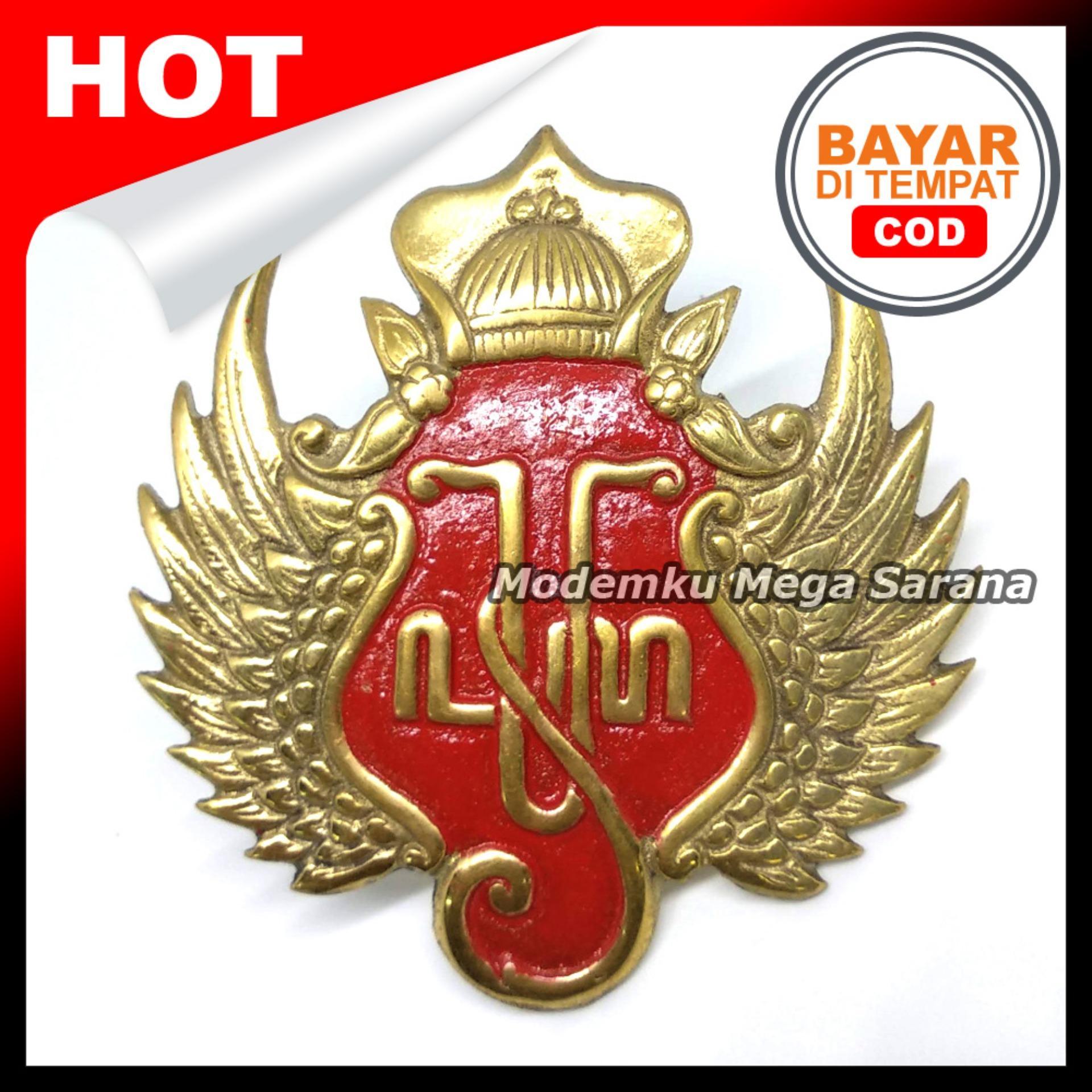 Emblem Keraton Yogyakarta - Logo Kraton Jogja 9x9 cm