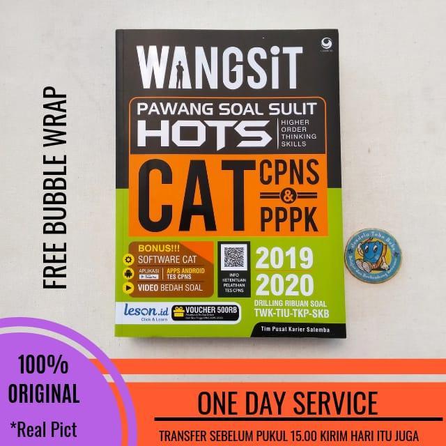 Wangsit Hots Cat Cpns Pppk Gramedia