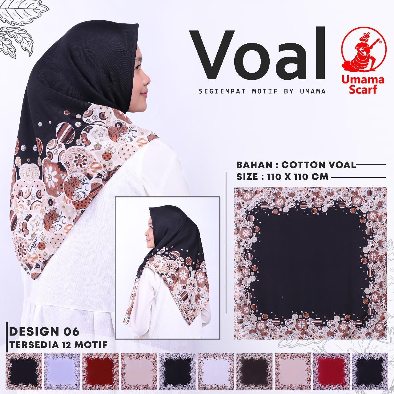 ... Sutra Muslim Populer Syal/Syal 160 Cm. Source · Promo!!! hijab segi empat voal motif bahan cotton voal terbaru, termurah,