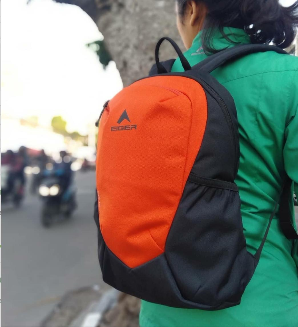 Eiger Tas Crux 16 Basic Daypack - Red