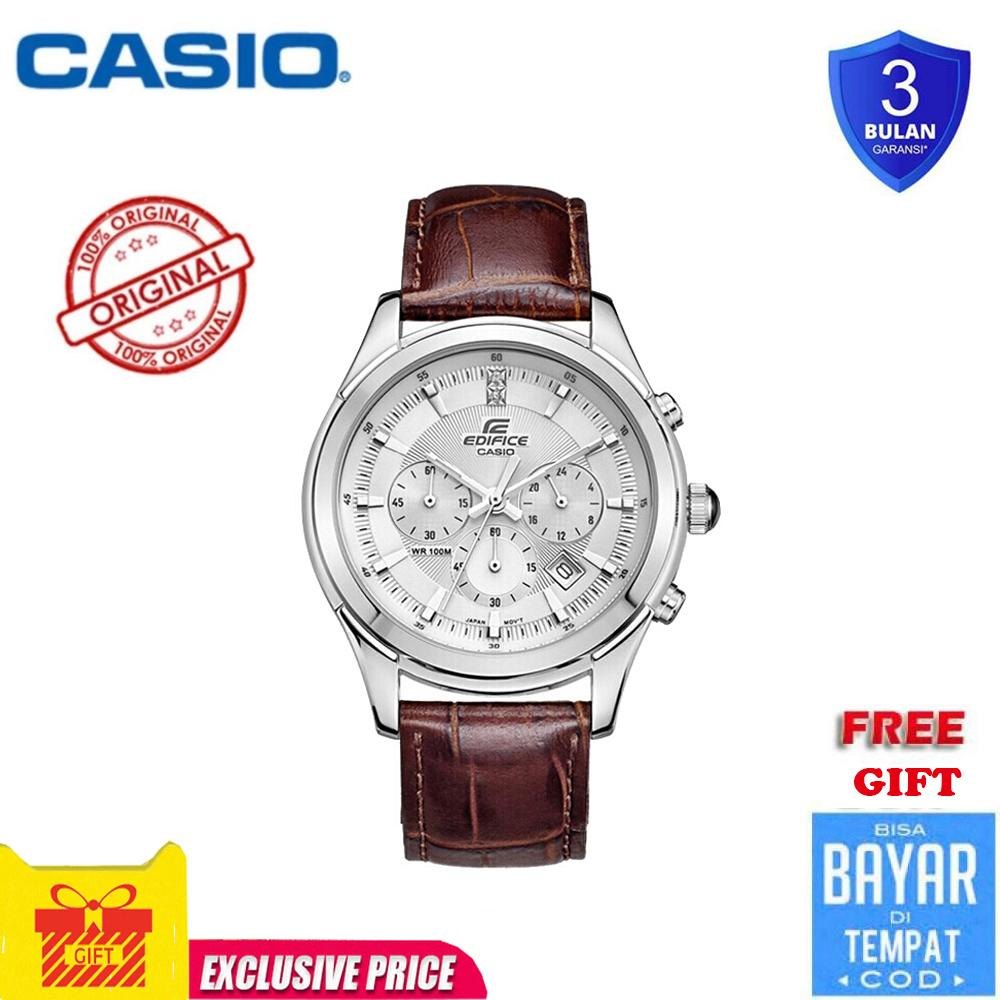 Casio simple fashion men s watch waterproof quartz men s watch black belt  ... cbd8243ed9