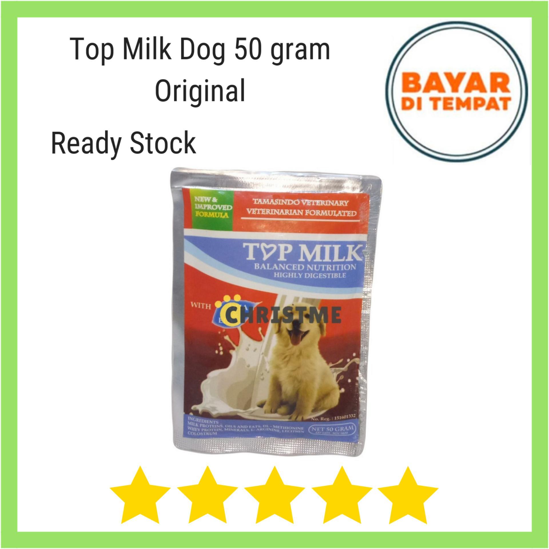 Top Milk Dog 50Gram - Susu Anjing