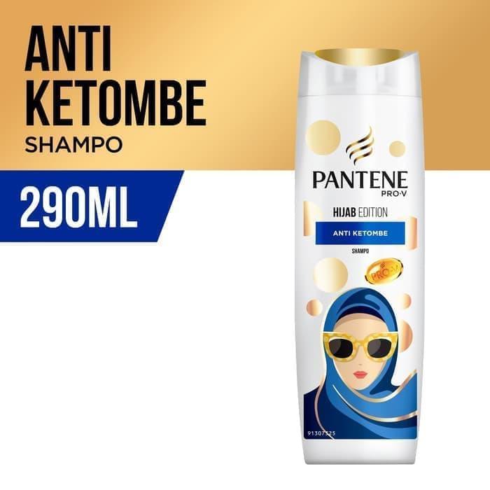 Pantene Pro-V Anti Ketombe Hijab Edition Shampo 290 Ml By Qiswahmarket.