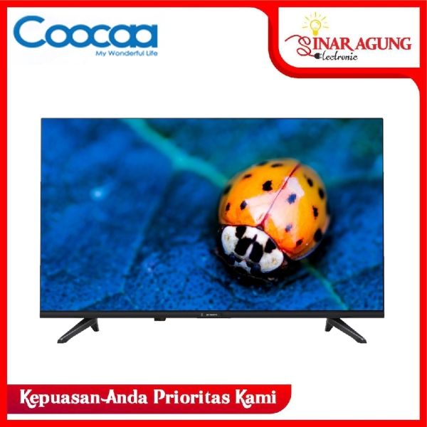 LED TV COOCAA 32TB1000 / 32TB 1000 HD TV [32 inch / USB MOVIE / HDMI] (GARANSI RESMI)