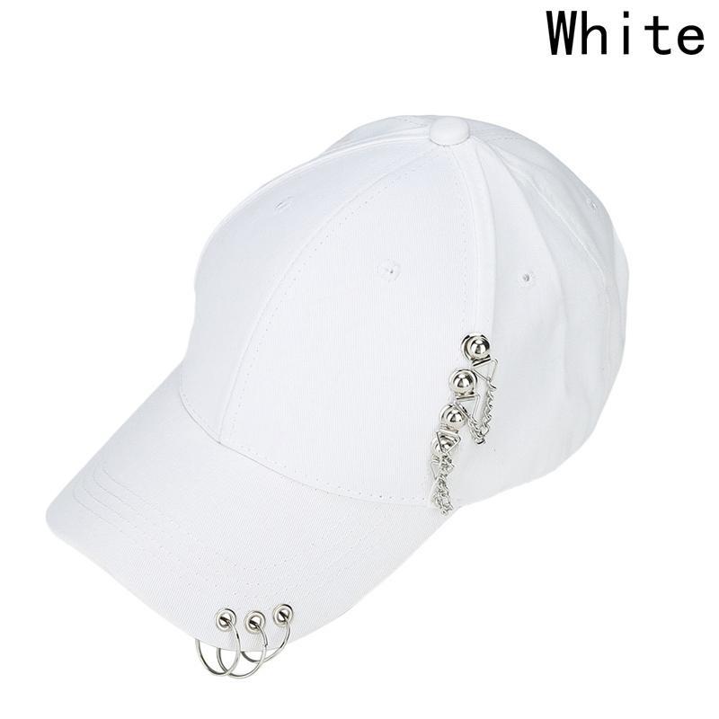 Bayar Ditempat(COD) Fashion Logam Cross Ring Bebek Lidah Topi Bisbol Kasual Topi Olahraga Matahari untuk Anak Laki-laki dan Perempuan