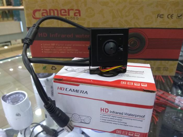 Camera cctv mini kamera ter kecil full hd 2mp