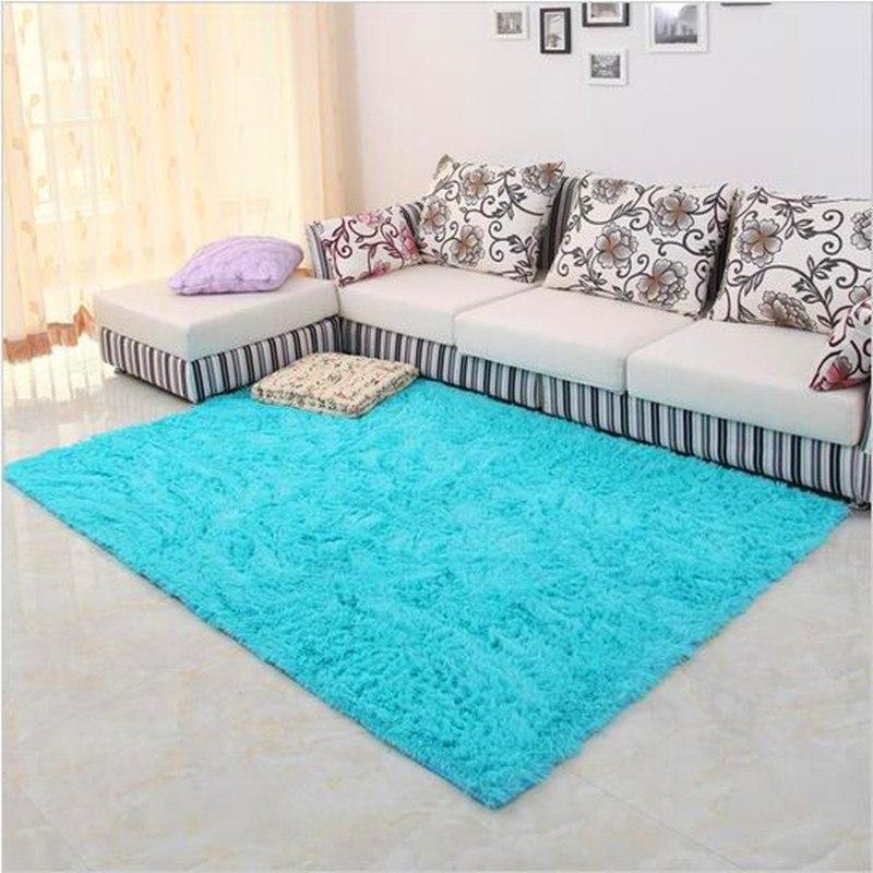 Karpet Bulu Rasfur Polos 150x100 / Karpet Bulu Empuk / Karpet / Kasur Lantai / Keseluruhan 2,5cm + Bulu Rasfur_adzkia35 By Adzkiashop35.