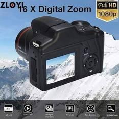 Máy Ảnh Zloy 2MP SLR Máy Quay Phim Kỹ Thuật Số Máy Quay Phim Full HD 1080P Thu Phóng 16x Giao Diện AV Cảm Biến CMOS Bán Chạy