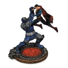 Tips Beli Dc Superman Vs Darkseid Statue Second Edition Dc761941323121
