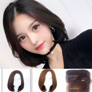 wig curly wig lurus wig panjang wig grey wig korea wig cosplay 1