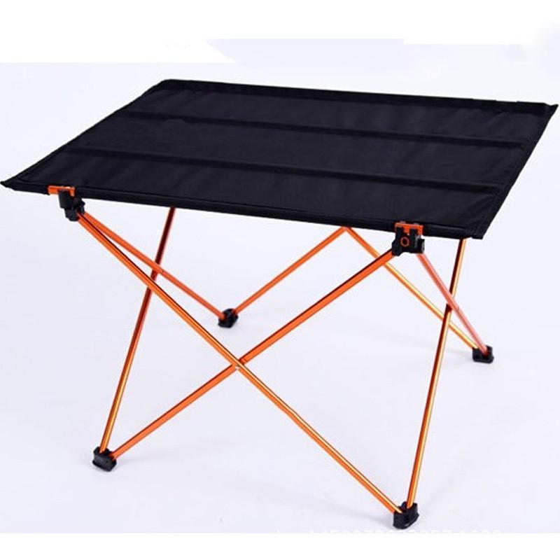 Easygoing_outdoor_store ไนลอนน้ำหนักเบากันน้ำชายหาดตกปลา Camping กลางแจ้งโต๊ะพับเก็บได้โต๊ะ By Easygoing Outdoor Store.