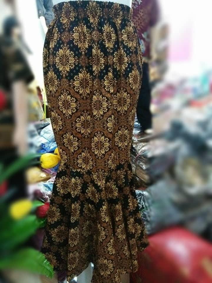 Rok panjang duyung batik motif & warna terlengkap / bawahan kebaya