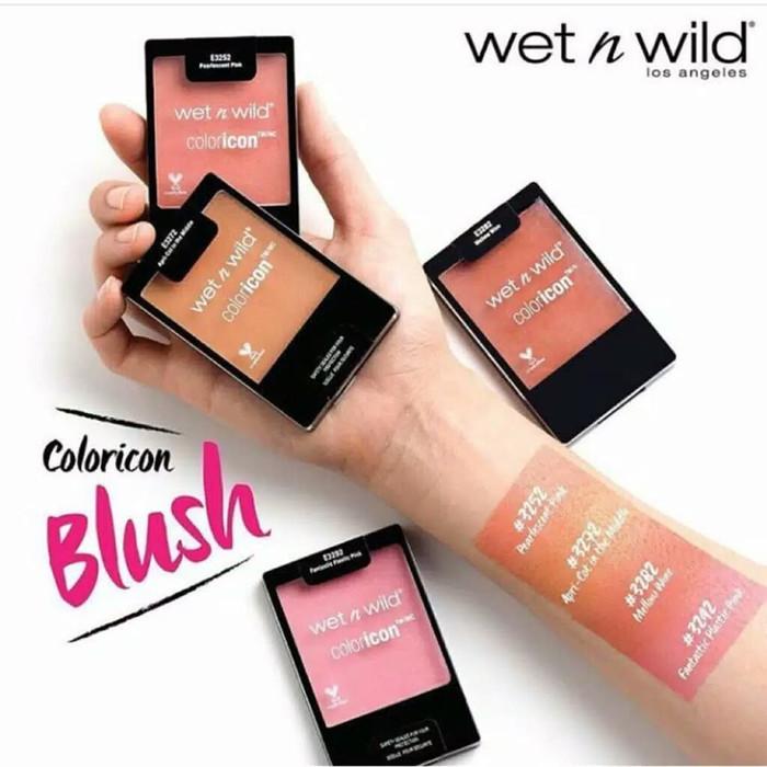Wet n Wild Color Icon Blush