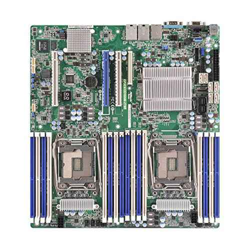 ASRock Rack Motherboard EP2C612D16NM