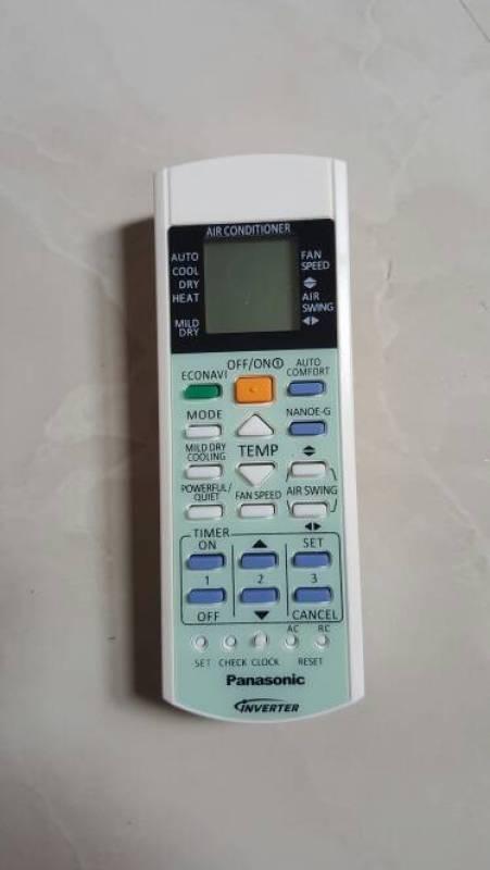 Remote remot AC Panasonic inverter