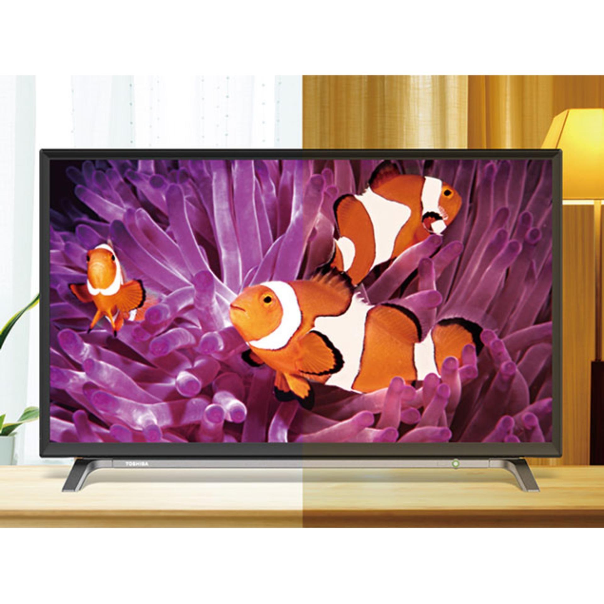 TOSHIBA - 43L5650VJ SMART TV FREE ONGKIR SURABAYA