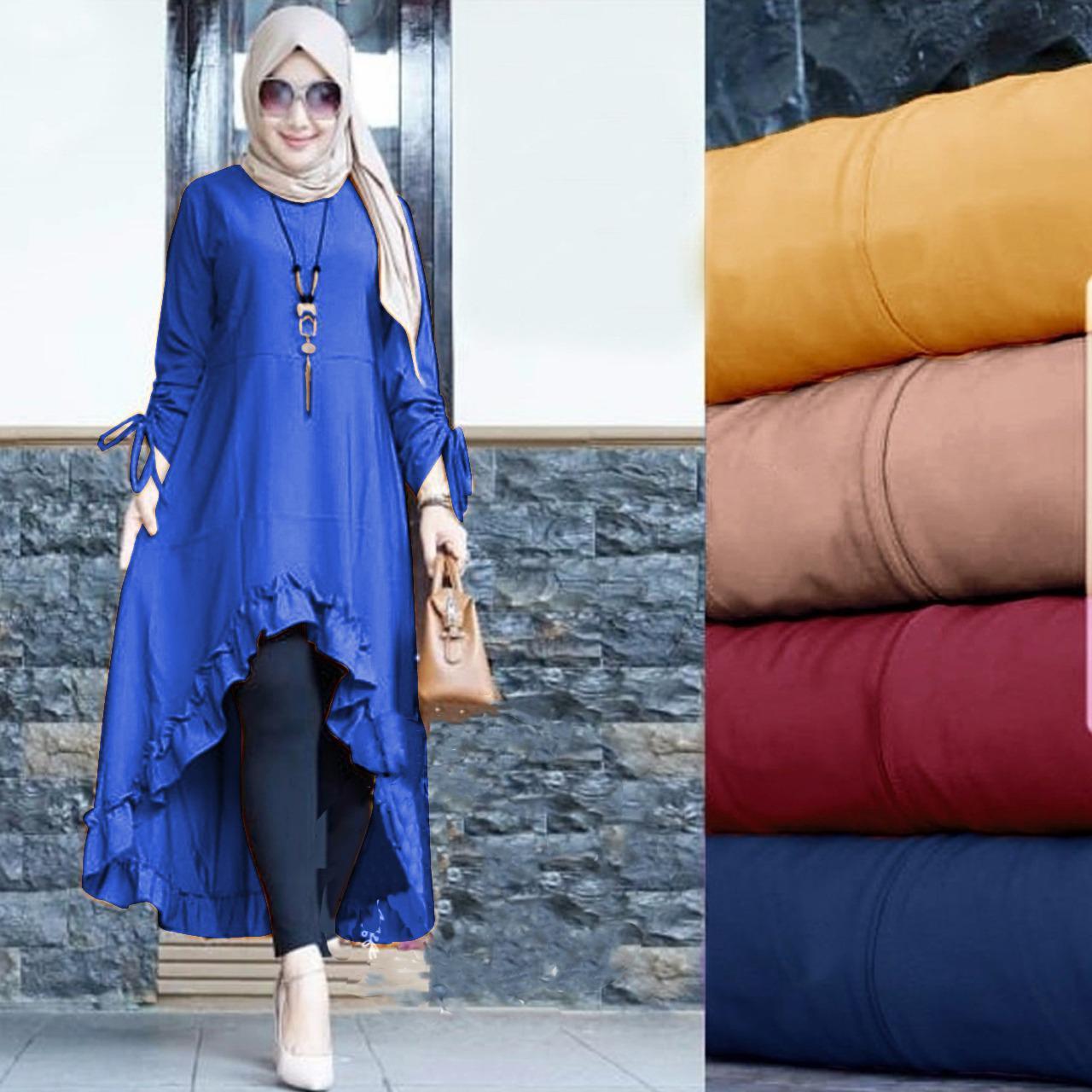 tunik wanita cita   kemeja wanita   blouse wanita   dress wanita   baju  muslim   7b2ff54e3f