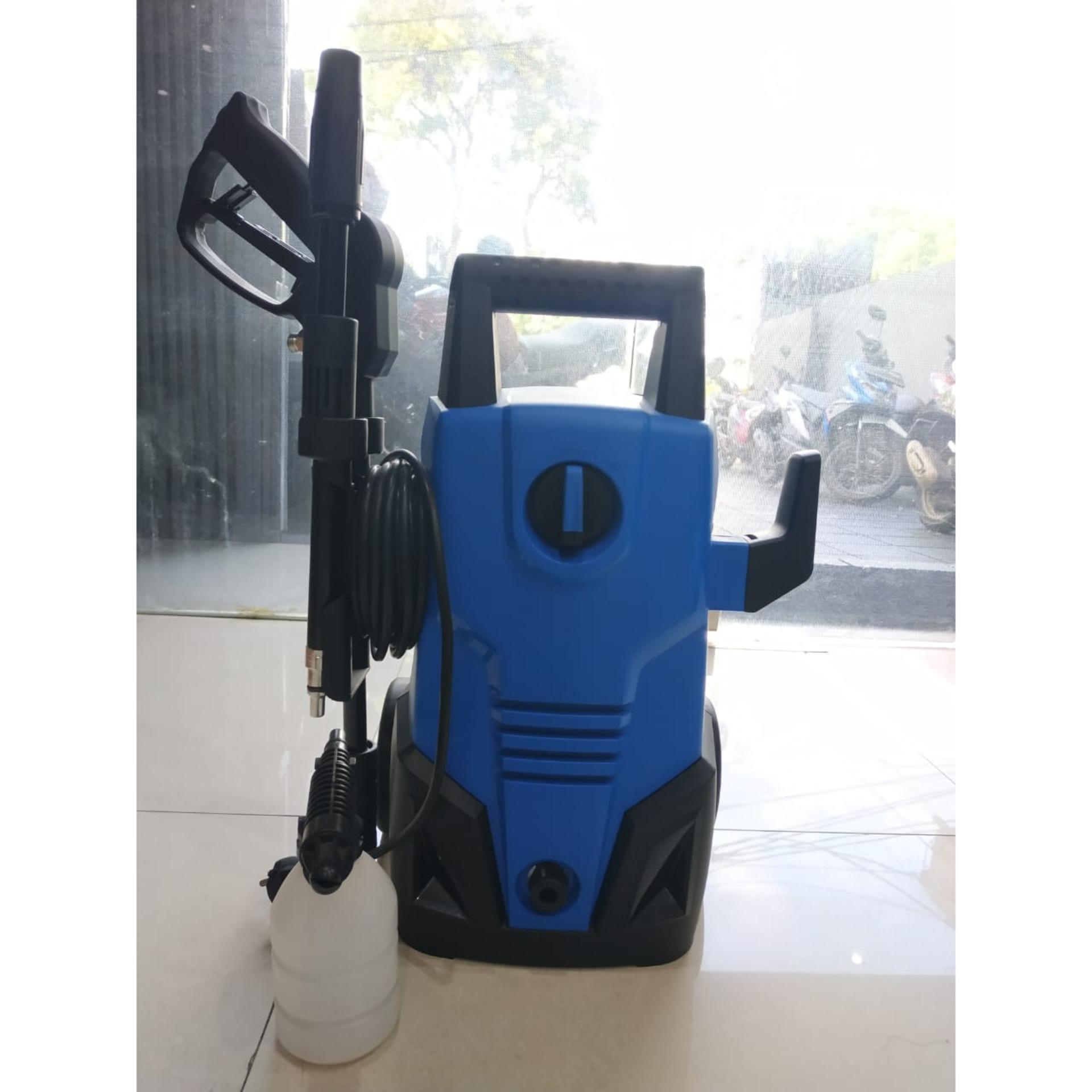 Jet Cleaner Anlu ABW- VAT-70P / Mesin Steam Cuci Motor