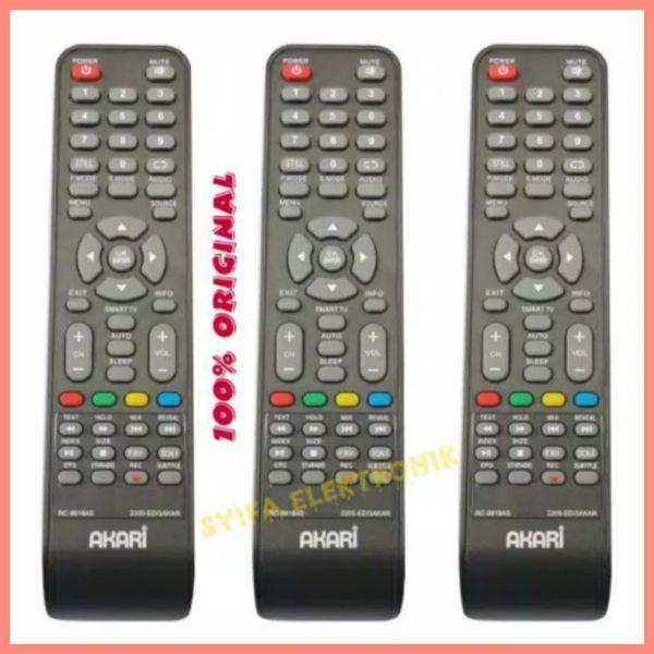 Remote TV Led Smart AKARI