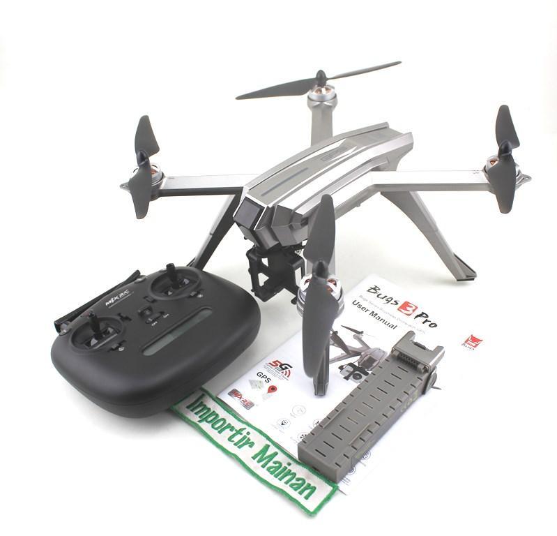 MJX bugs 3 pro new color 2019 plus camera C6000 5G 8MP video HD 1080P GPS drone follow me brushless motor