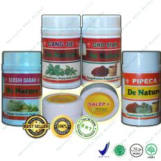 Toko De Nature Obat Herbal Gonore Dan Sipilis Klamidia Khusus Pria Wanita Paket 3 Online