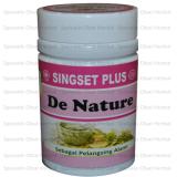 Harga Hemat De Nature Obat Pelangsing Herbal Singset Plus