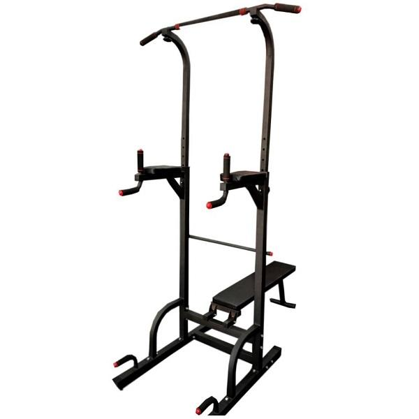 Multi Pull Up dengan Sit Up Bench